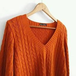 Lindo suéter veste P e M
