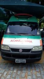 Vendo ambulância (ducato) 2011 - Unimed Fortaleza