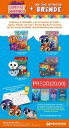 Livros infantis educativos para colorir