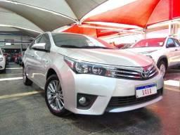 Corolla 2.0 XEI 2015/2016 Automático Temos City Fusion Corolla Voyage Versa Logan