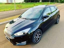 Vendo ou troco Focus hatch titanium plus - 2016