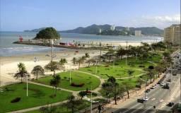 Oportunidade - lindo apartamento na praia pé na areia