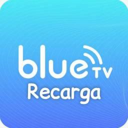 Recarga Blue tv