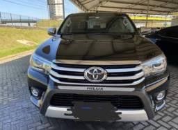 Toyota Hilux SRX, 2.8