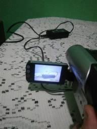 Filmadora Sony dcrdvd92.   280.00
