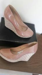 Sapato Nude 38 NOVO