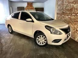 Nissan Versa 2017 1.0 12v Único Dono - Chave reserva