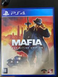 Jogo Máfia Definitive Edition PS4