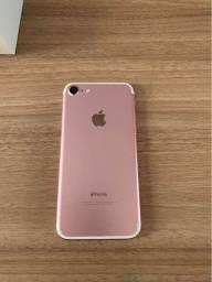 IPhone 7 Rosé 128GB ( Impecável )