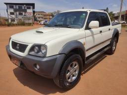 Mitsubishi L200 Outdoor 2011 Diesel ( Vendo a vista ou Financiado ) AC.Troca