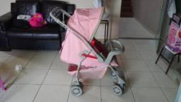 Carrinho de bebê Galzerano Reversivel pouco usado Top