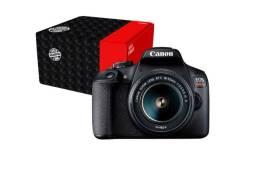 Câmera Cânon t7