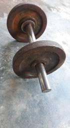 Halter musculação 6 kg 3+3