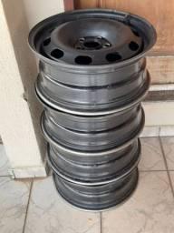 Roda de ferro