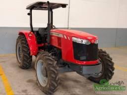 Trator Massey Ferguson 4306 4x4 (Apenas 173 Horas - Praticamante Zero)