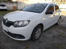Renault Logan 1.0 Completo -2015