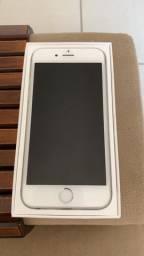 iPhone 6s 64gb + nota + caixa + fone