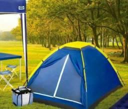 Cabana acampamento