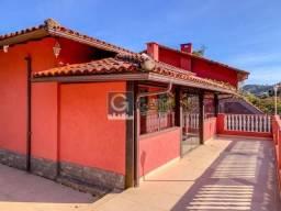 Casa à venda com 3 dormitórios em Quitandinha, Petrópolis cod:617