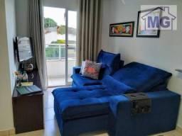 Apartamento com 2 dormitórios para alugar, 60 m² por R$ 3.000,00/mês - Glória - Macaé/RJ