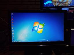 Monitor tv aoc 22 polegadas Full HD com hdmi