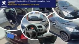 Peugeot 207 sedan passion