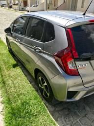 Honda Fit automático IPVA e Couro