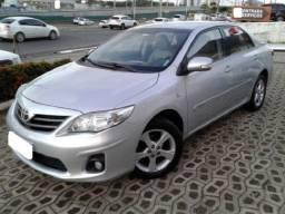 Toyota Corolla 2.0 xei prata 16v flex 4p