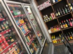 Distribuidora de bebidas funcionando CENTRO DE APARECIDA