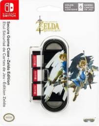 Case Nintendo Switch Proteção Porta Jogos Edição Zelda