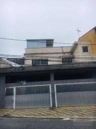 Casa com 3 dormitórios para alugar, 160 m² por R$ 1.500,00/mês - Jardim Santa Lídia - Mauá
