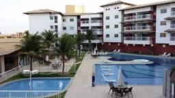 Apartamento à venda, 76 m² por R$ 480.000,00 - Porto das Dunas - Aquiraz/CE