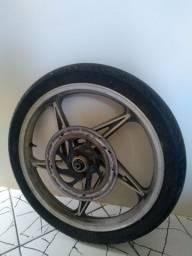 Roda de Suzuki Yes C/ Disco de freio