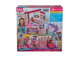 Barbie casa dos sonhos de 1,30metro