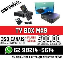 Box com canais