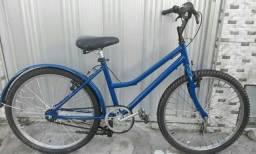 Bicicleta Azul Aro 24 na Parangaba