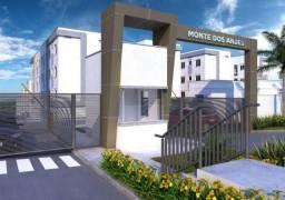 Monte dos Andes - Apartamento de 2 dorms em São Carlos, SP - ID3994