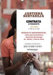 Restaurante Noturno ( Jantinha Sertaneja ) Contrata ,