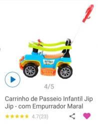 Carrinho de passeio infantil jip jip