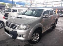 Toyota Hilux SRV 4X4 CD 16V TURBO