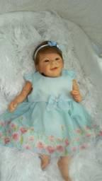 Boneca bebê reborn