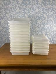 Conjunto Bandejas plásticas