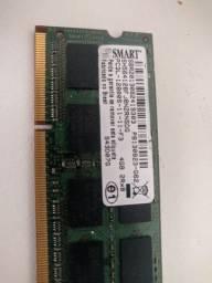 Memória Notebook DDR3 4GB