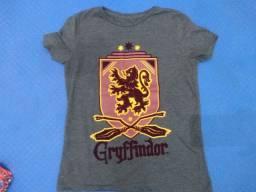 Camisa Harry Potter tamanho PP