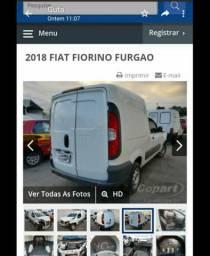 Peças Fiorino 2018 completa