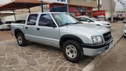 S10 Advantage Gasolina 2.4 8v e Gnv ano 2007