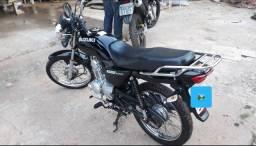 Moto SUZUKI Gs 120