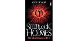 Livro - O Jovem Sherlock Holmes - Nuvem da morte