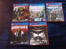 Jogos PS4 Em Perfeito Estado