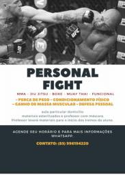 Personal trainer/fight